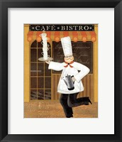 Framed Chef's Specialties III