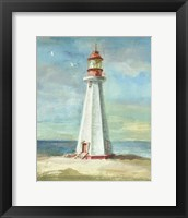 Framed Lighthouse III