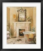 Framed French Bath IV