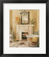 Framed French Bath IV