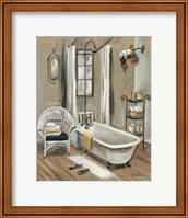 Framed French Bath II