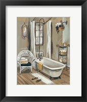 Framed French Bath II