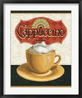 Framed Coffee Moment I