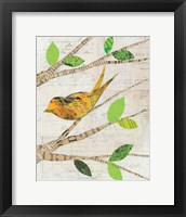 Framed Birds in Spring II