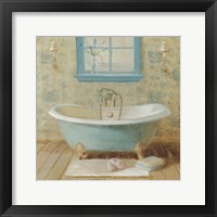 Victorian Bath I Framed Print
