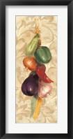 Mixed Vegetables II Framed Print