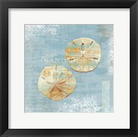Wind Waves Framed Print