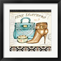 Boutique de Luxe IV Framed Print