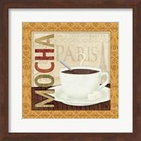 Framed Coffee Cup II