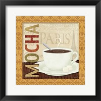 Framed Coffee Cup II