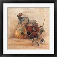 Framed Tuscan Table IV