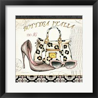 Boutique de Luxe I Framed Print