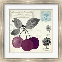 Framed Cherry Notes