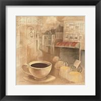 Cafe de Paris I Framed Print
