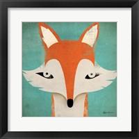 Framed Fox