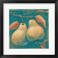 Framed Lovely Fruits I