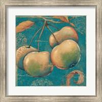 Framed Lovely Fruits III