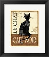 Framed Le Chat