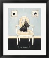Framed La Woof