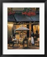 Framed La Brasserie II