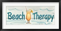 Framed Beach Therapy
