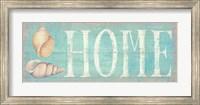 Framed Pastel Home