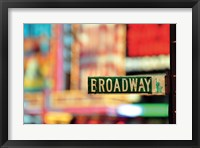 Framed On Broadway