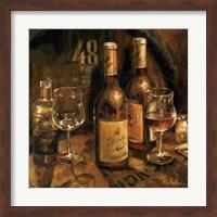 Framed Wine Making