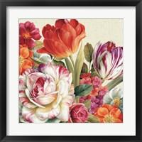 Framed Garden View Tossed - Florals