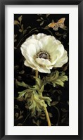 Framed Jardin Paris Florals I