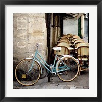 Framed Cafe Bicycle