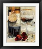 Framed Award Winning Wine II