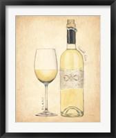 Framed Grand Cru Blanc
