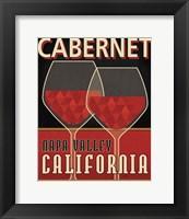 Framed Cabernet