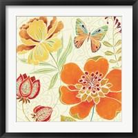 Framed Spice Bouquet II
