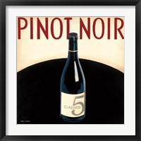 Framed Vin Moderne I