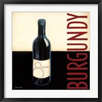 Framed Vin Moderne II