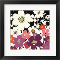 Framed Flower Power II
