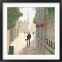 Framed Paris Romance I