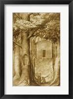 Framed La Verna: The Chapel of the Blessed Giovanni della Verna