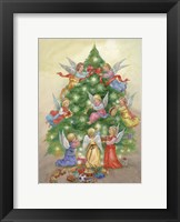 Framed Tree Decorating