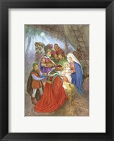 Framed Wise Men