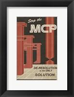 Framed De-Resolution