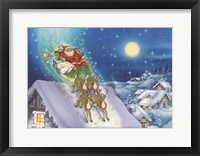 Framed Reindeer