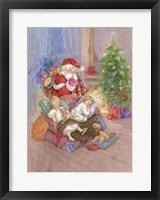 Framed Christmas Night