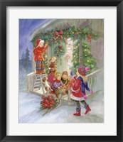 Framed Holiday Decorations