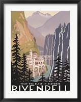 Framed Visit Historic Rivendell