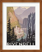 Framed Visit Historic Rivendell