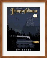 Framed Transylvania Travel