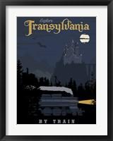 Framed Transylvania Travel